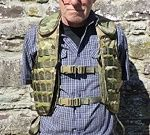 Standard Molle Chest Rig Yoke
